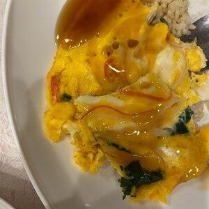 簡単すぎる♫けど美味しい♫ふわトロ天津飯