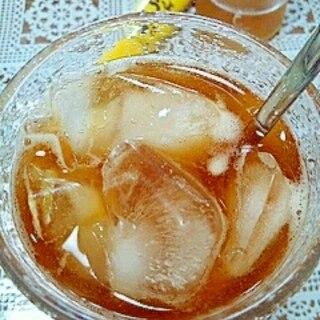 アイス☆ダブルジンジャーティー♪