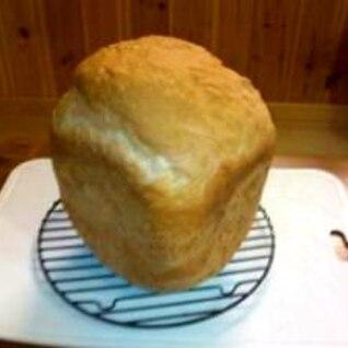 HBで薄力粉食パン