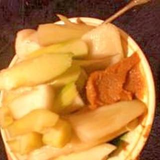 山菜の1番おいしい頂き方☆ ウド編