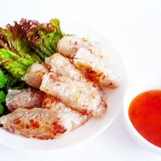 ベトナム風揚げ春巻き チャーゾー