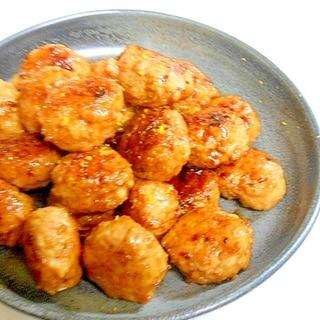 フライパンで焼く 鶏つくね コツがいろいろ