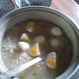 フィリピン料理:ルーガウ(お粥)