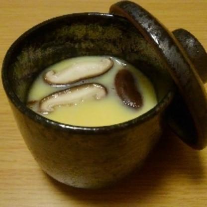 初めての手作り茶碗蒸し、お陰さまで大成功です。お店の味と一緒でとても美味しかったです。素敵レシピありがとうございます!