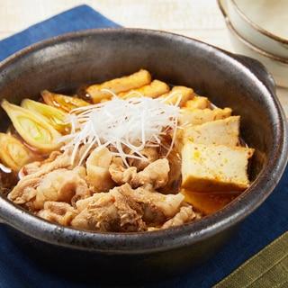 サッと作れる定番おかず★やみつき!簡単ピリ辛肉豆腐