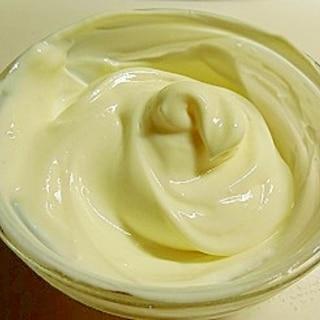 爽やかヨーグルトクリーム