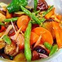野菜の揚げづけ