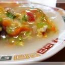 一人ランチも!マルコメ鶏がら塩糀スープの素で天津丼