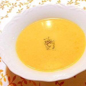 人参と玉ねぎの冷製スープ