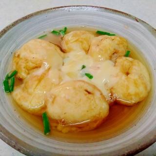 明石焼きグラタン風スープ(兵庫グルメ)