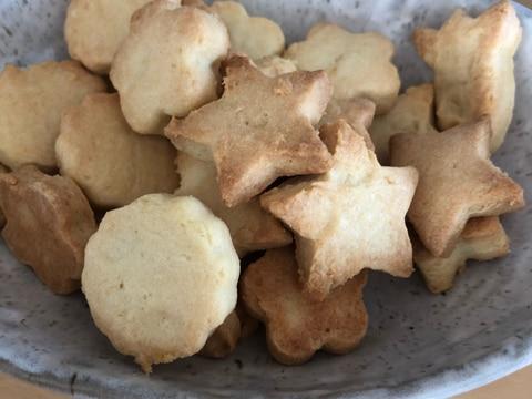簡単♪おからクッキー
