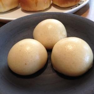 蒸し器で簡単和菓子‼「蒸し饅頭」