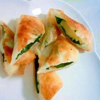 ☆大葉チーズ春巻き☆大葉の風味が最高♪