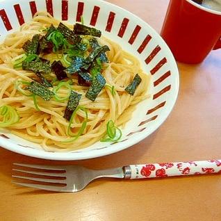 簡単!混ぜるだけ!辛子明太子スパゲティ