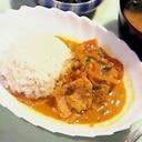 鯖味噌カレー