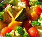 色とりどり☆温野菜サラダ