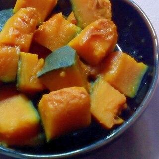 ホッとするかぼちゃの煮物