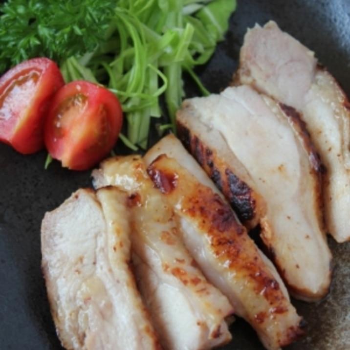 基本☆鶏肉の塩麹漬け~フライパン編~