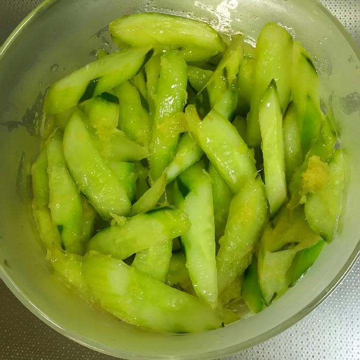 大量 レシピ きゅうり