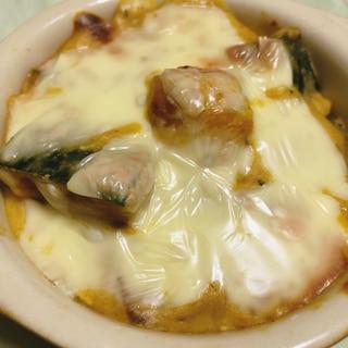 チーズもたっぷり!かぼちゃグラタン(千葉県産)