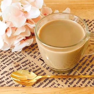 黒糖練乳ꕤ濃いめのコーヒーカフェラテ