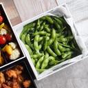 チューブと冷凍枝豆で!かんたん枝豆ペペロンチーノ