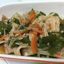 野菜炒め・とろみ付き甘辛