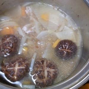 基本☆塩麹鍋