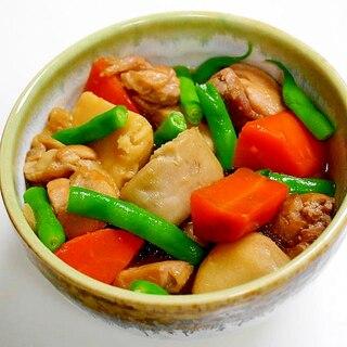 和食の定番~田舎煮!里芋と鶏肉の煮物