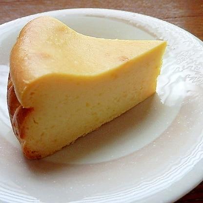 サツマイモチーズケーキ