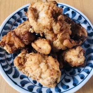 カリっ!サクっ!冷めても美味しい鶏の唐揚げ