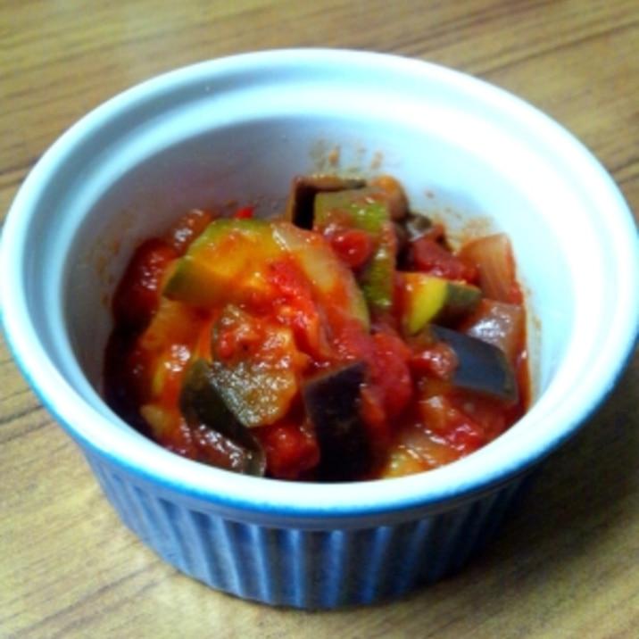 簡単☆夏野菜ラタトゥイユ!