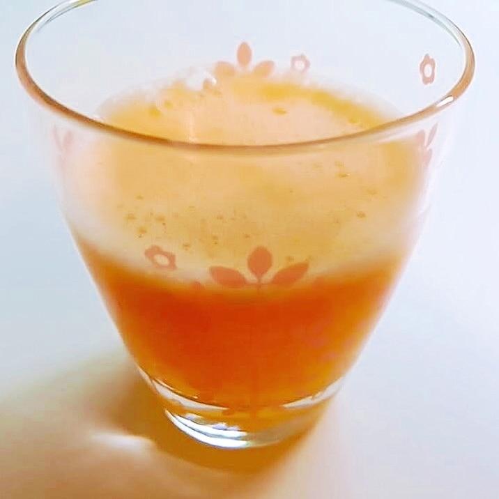 林檎と八朔のジュース
