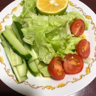 カボスのサラダ