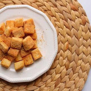 こどものおやつに!簡単きな粉食パン