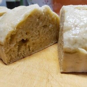 子供が大好き(^^)レンジでバナナ蒸しパン♪