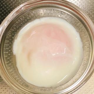 温泉卵(ケトルバージョン)