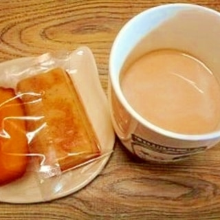 キャラメルシロップ☆ミルクコーヒー