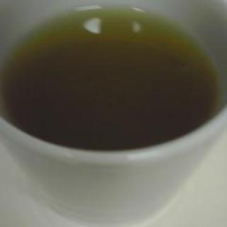 ちょっぴり甘~い♪緑茶