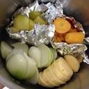 活力鍋で離乳食作りを簡単に♪