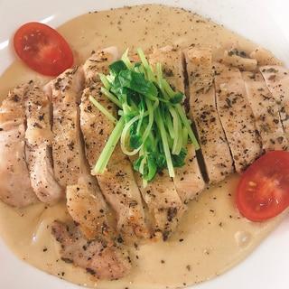 チキンに合う!フムスの簡単ソース