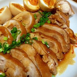 ご飯がススム♪鶏もも肉の甘酢煮
