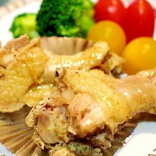 【簡単・フライパン】香るシビレる山椒のチキン