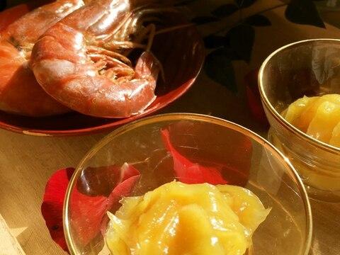 焼き芋で簡単栗きんとん♩かなり時短美味