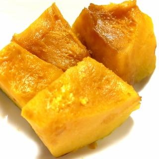 減塩薄味で煮汁少め♪カボチャの煮物[無水調理]