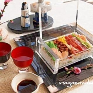 ひな祭りに♪ちらし寿司