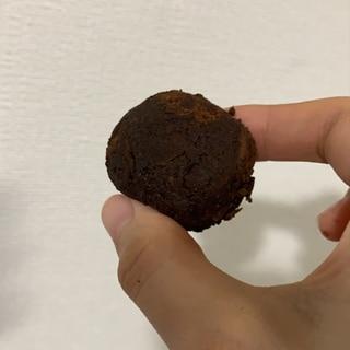 ★材料3つ簡単ダイエット★低糖質低カロリートリュフ