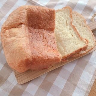 HBで簡単♪バターたっぷり食パン☆