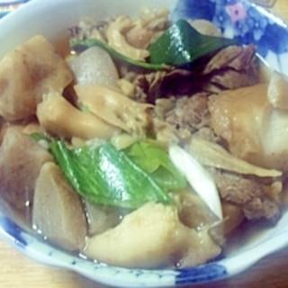 郷土の味!山形名物『芋煮』(山形県内陸バージョン)