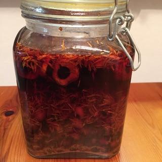 黒豆の薬膳酒
